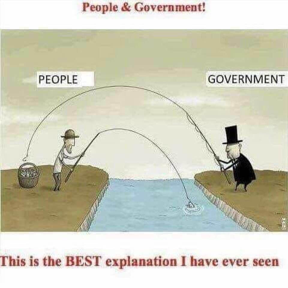 אנשים וממשלה