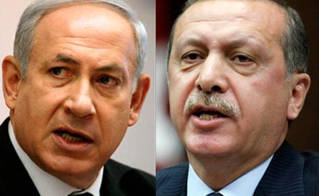 ארדואן: היטלר קם לתחייה בישראל