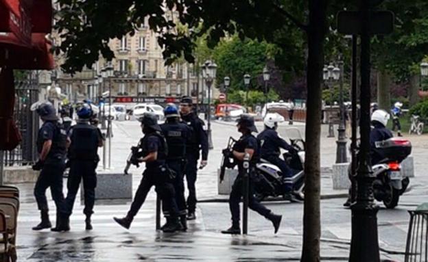 כך סיכל המוסד פיגוע על אדמת צרפת
