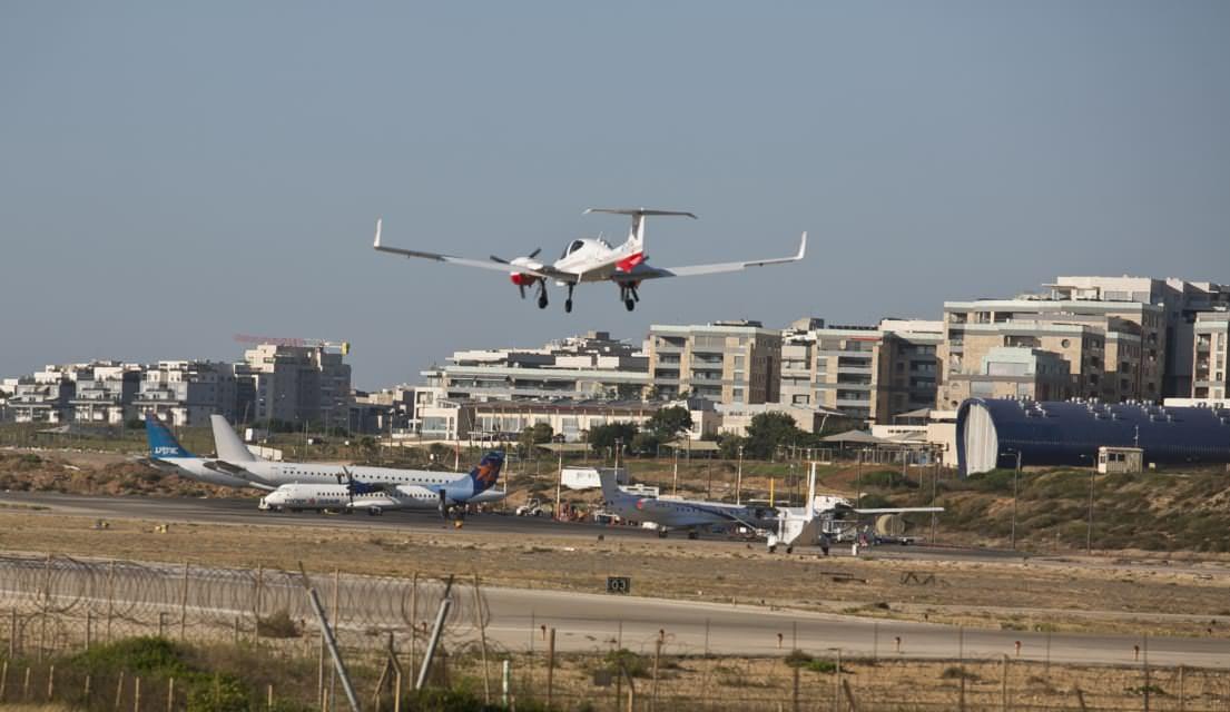 שדה דב ימשיך לפעול עד 2019 – אך הצו שמורה להקים טרמינל לשדה יופר