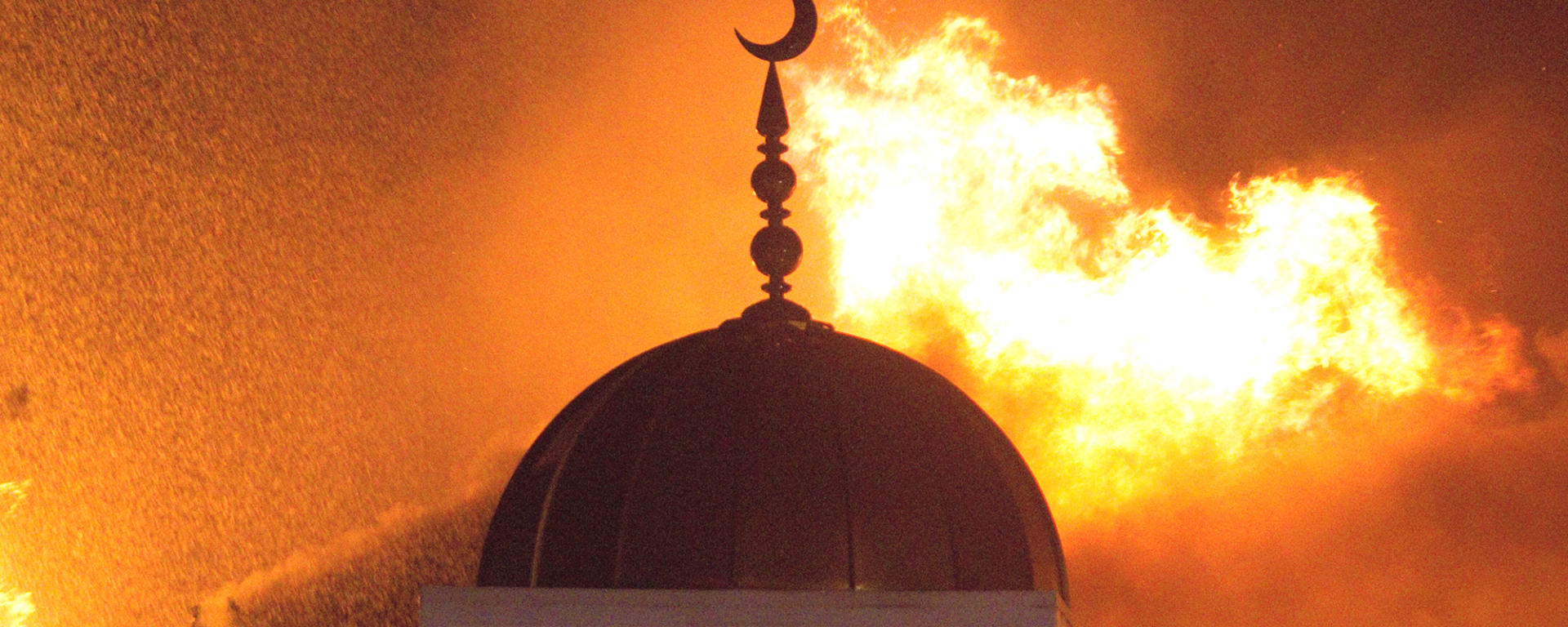 SWEDEN BURNING MOSQUES