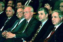 THE DAY ISRAELI DEMOCRACY ALMOST DIED Published by Shimon Shaves who was the director general of the Prime Minister's Office and was the right hand of Prime Minister Yitzhak Rabin rest in peace for 12 years