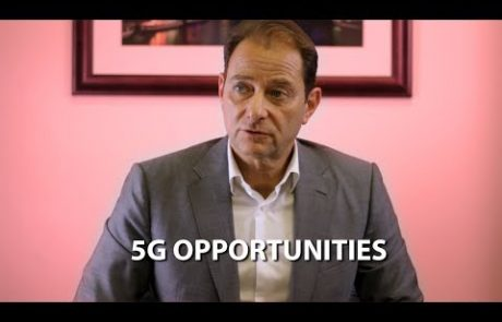 ONE OF THE SUPER-CYCLES IN TECHNOLOGY 5G Opportunities